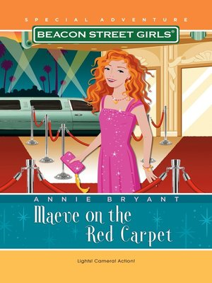 cover image of Maeve on the Red Carpet