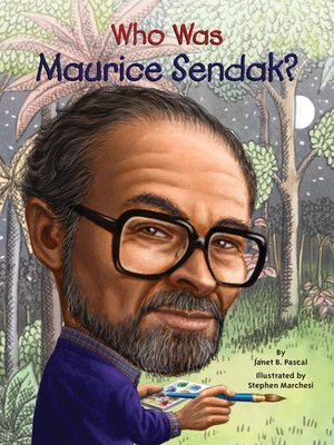 cover image of Who Was Maurice Sendak?