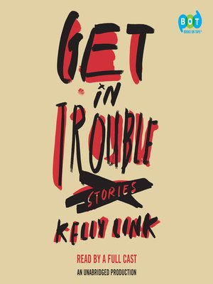 cover image of Get In Trouble
