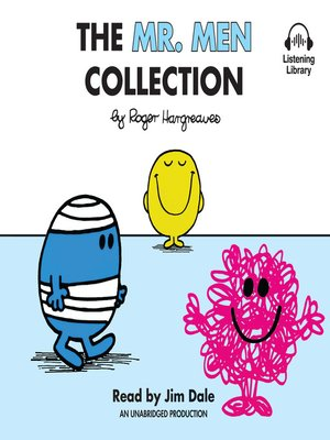 cover image of The Mr. Men, Collection 1