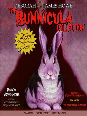 cover image of The Bunnicula Collection, Books 1-3