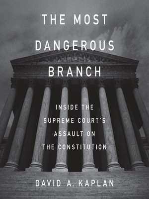 cover image of The Most Dangerous Branch