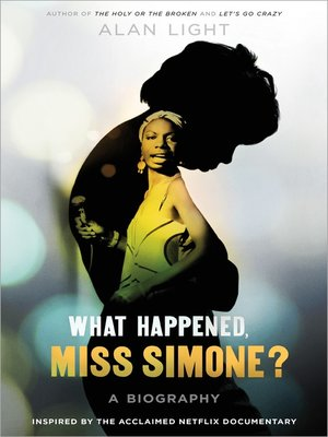 cover image of What Happened, Miss Simone?