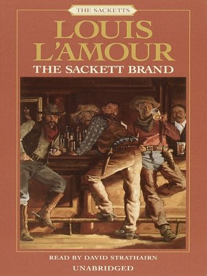 cover image of The Sackett Brand
