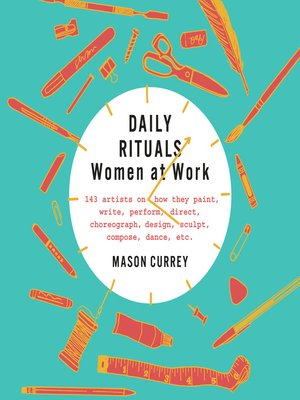 cover image of Daily Rituals