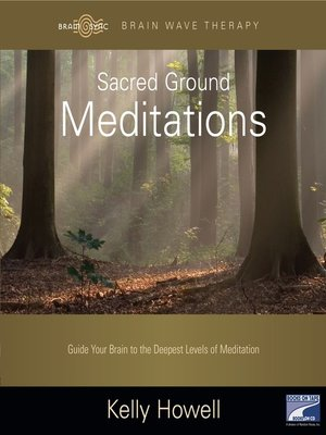 cover image of Sacred Ground Meditations