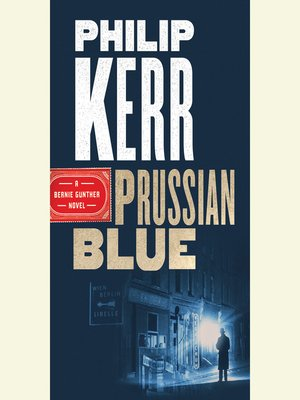 cover image of Prussian Blue
