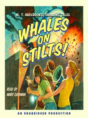 cover image of Whales on Stilts