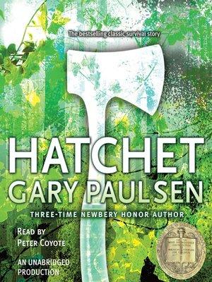 Hatchet by gary paulsen overdrive rakuten overdrive ebooks hatchet fandeluxe Choice Image