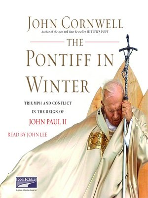 cover image of The Pontiff in Winter
