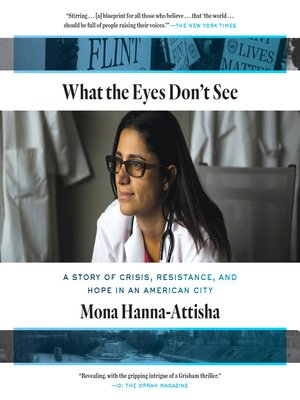 cover image of What the Eyes Don't See