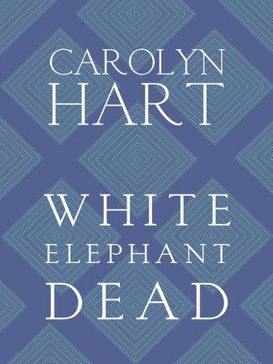 cover image of White Elephant Dead