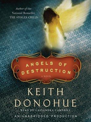 cover image of Angels of Destruction