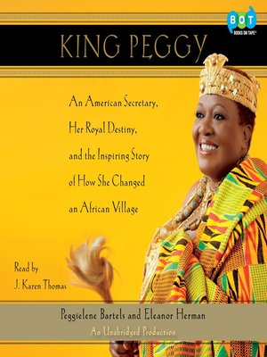 cover image of King Peggy