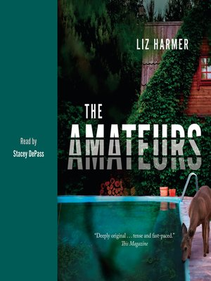 cover image of The Amateurs
