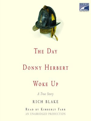 cover image of The Day Donny Herbert Woke Up