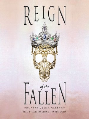 cover image of Reign of the Fallen