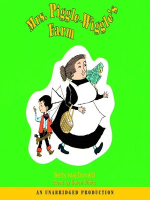 cover image of Mrs. Piggle-Wiggle's Farm