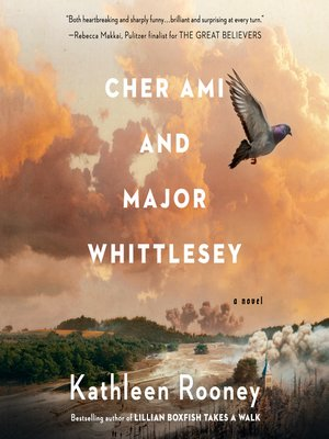 cover image of Cher Ami and Major Whittlesey