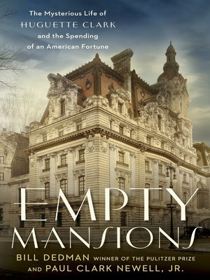cover image of Empty Mansions