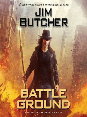 cover image of Battle Ground