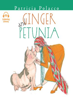 cover image of Ginger and Petunia