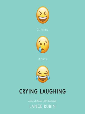 cover image of Crying Laughing