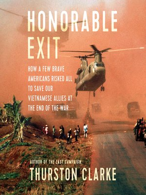 cover image of Honorable Exit
