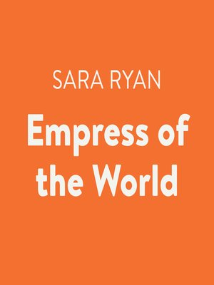 cover image of Empress of the World