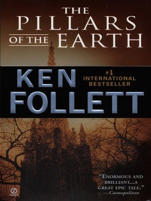 cover image of The Pillars of the Earth