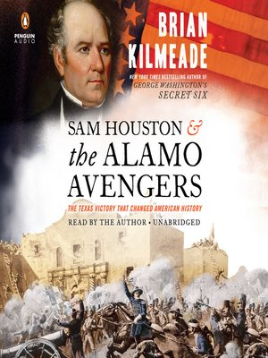 cover image of Sam Houston and the Alamo Avengers