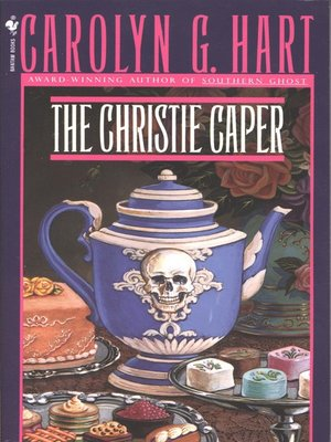 cover image of The Christie Caper