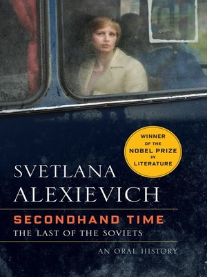 cover image of Secondhand Time