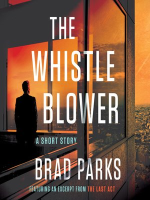 cover image of The Whistleblower