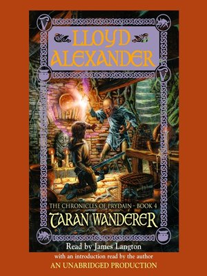 cover image of The Taran Wanderer