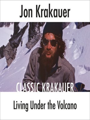 cover image of Living Under the Volcano