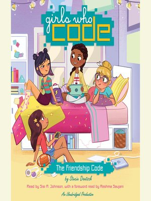 cover image of The Friendship Code #1