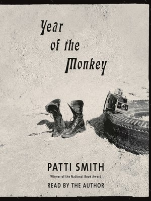 cover image of Year of the Monkey