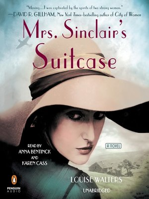 cover image of Mrs. Sinclair's Suitcase