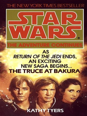 cover image of The Truce at Bakura