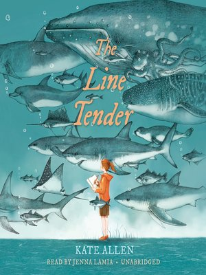 cover image of The Line Tender