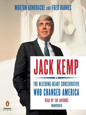 cover image of Jack Kemp