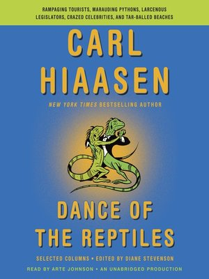 cover image of Dance of the Reptiles