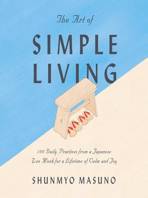 cover image of The Art of Simple Living