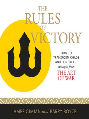 cover image of The Rules of Victory