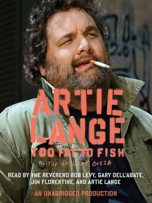 cover image of Too Fat to Fish