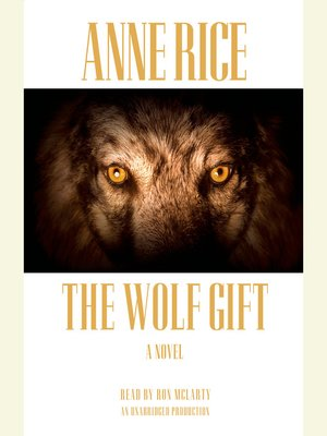 cover image of The Wolf Gift