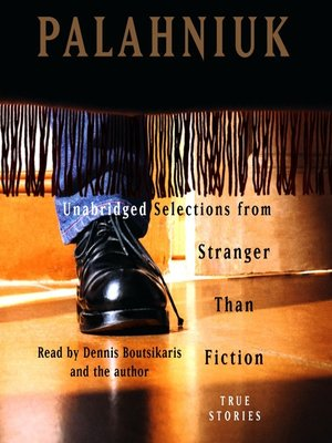 Stranger Than Fiction Chuck Palahniuk Pdf