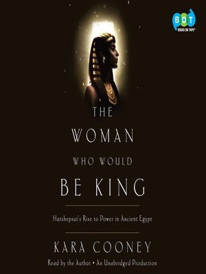cover image of The Woman Who Would Be King
