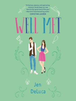 cover image of Well Met